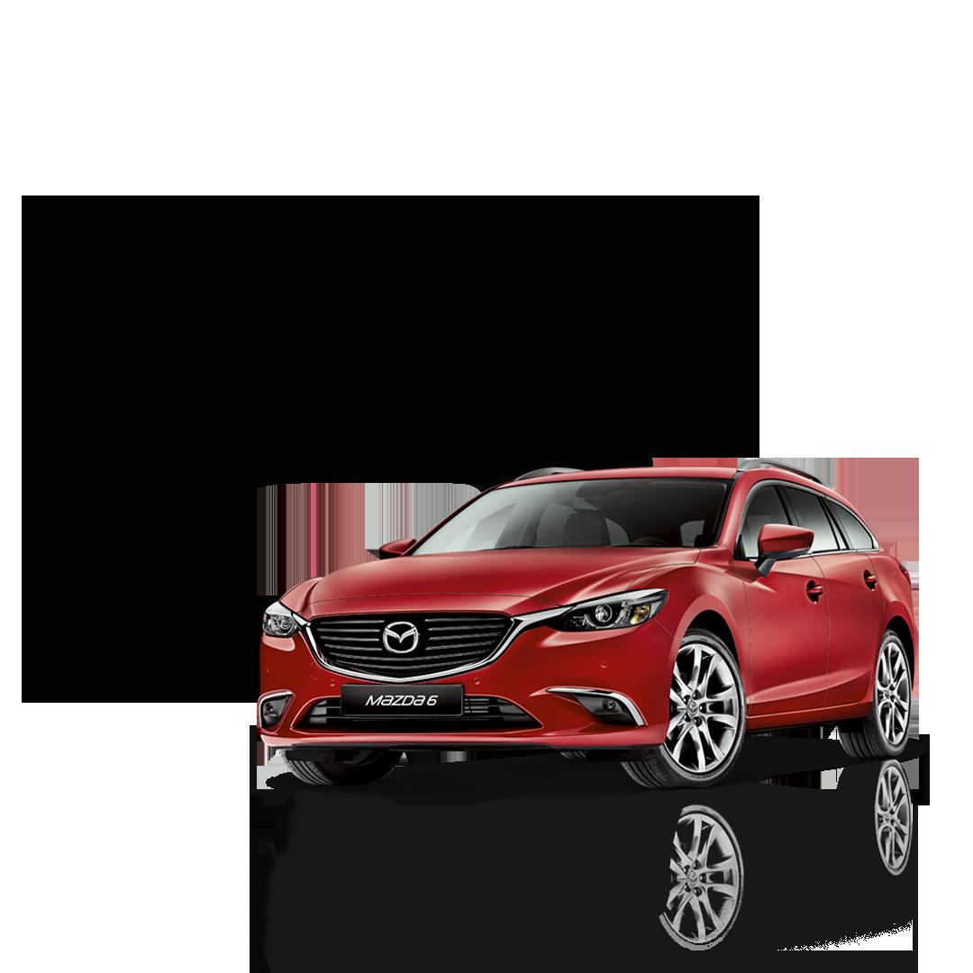 Mazda 6 Meerlease