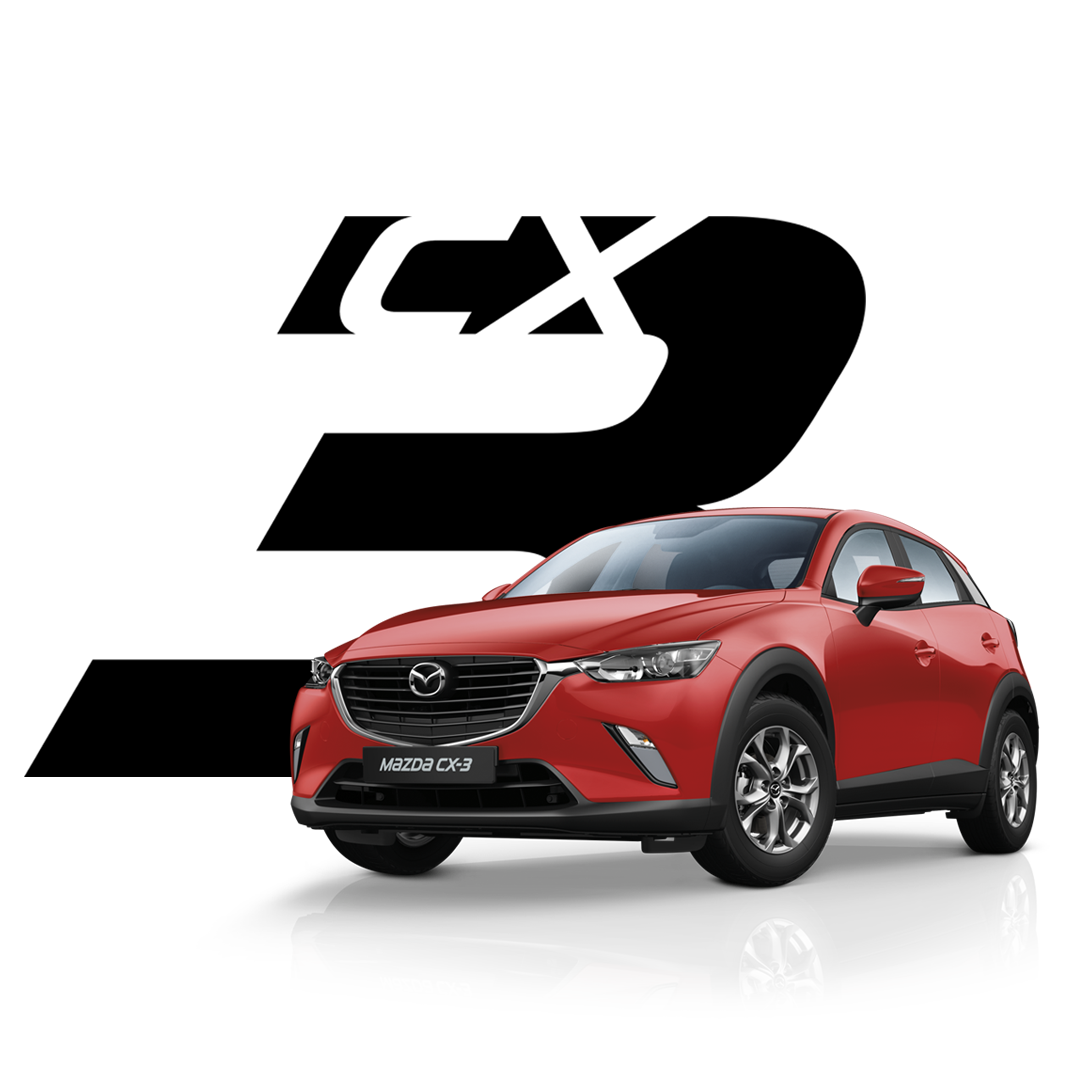 Mazda CX-3 Meerlease