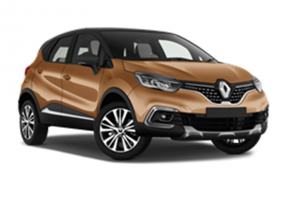 Renault Captur Meerlease