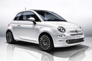 Fiat 500 Meerlease